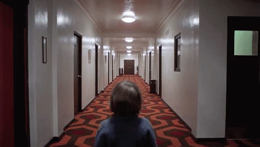 Rule of Thirds - The Shining - StudioBinder