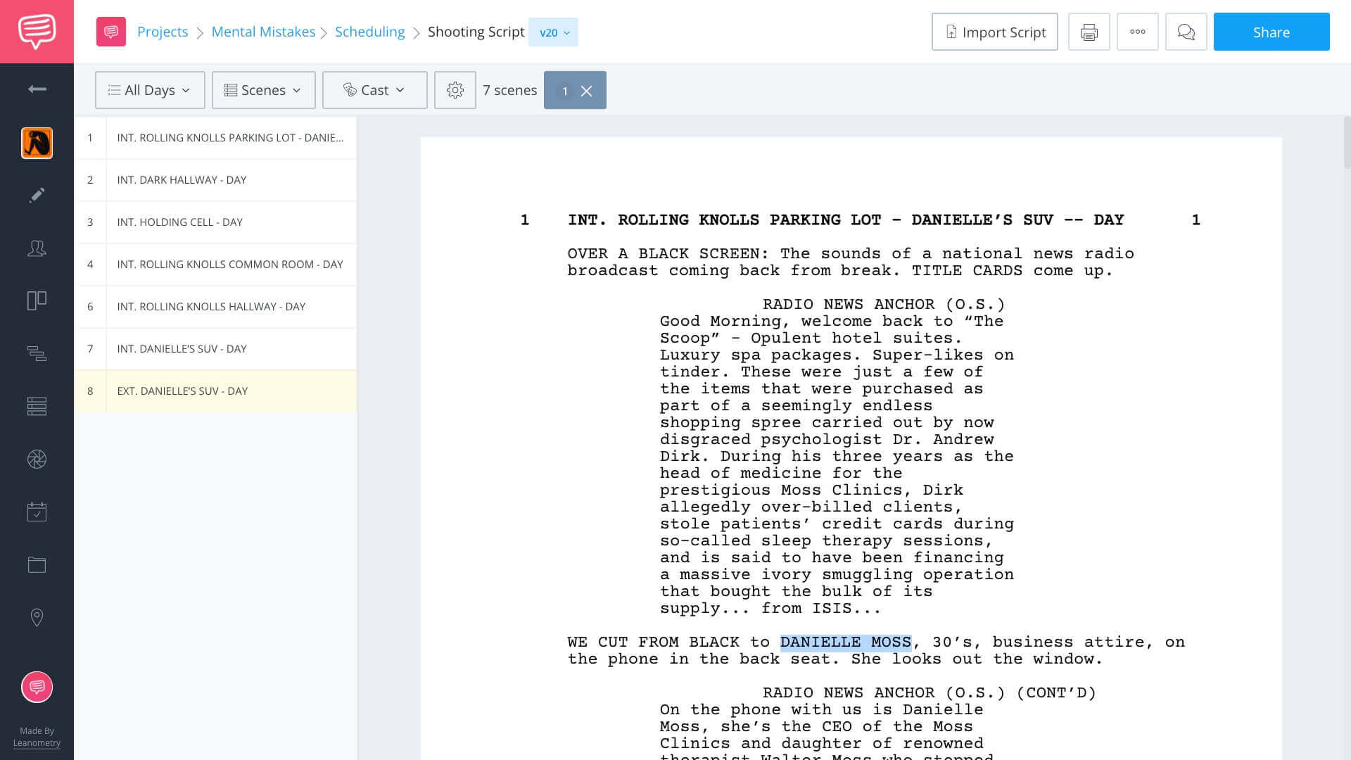 What Does a Director Do - Mental Mistakes Shooting Script App Tie-In - StudioBinder