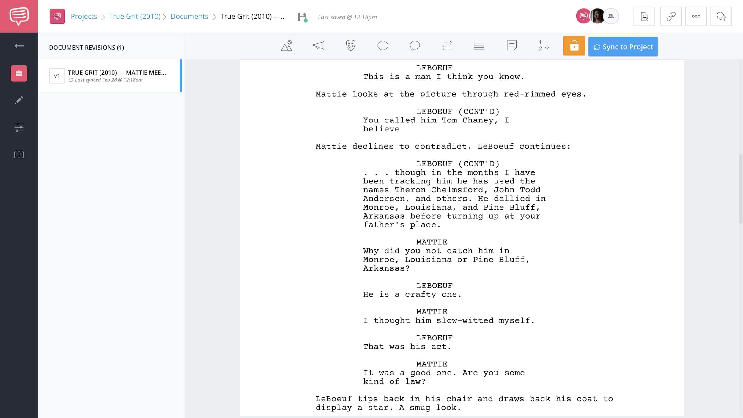 Writing Realistic Dialogue - True Grit - StudioBinder