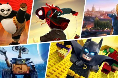 Best Animated Movies of All Time - Featured - StudioBinder