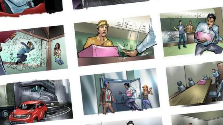 Best Websites to Find a Storyboard Artist - StudioBinder