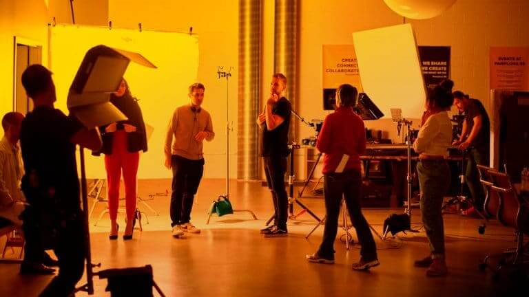 Definitive Guide To Hiring the Best Crew For Your Production - Header Image - StudioBinder