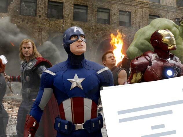 The Avengers Script Teardown - Featured - StudioBinder