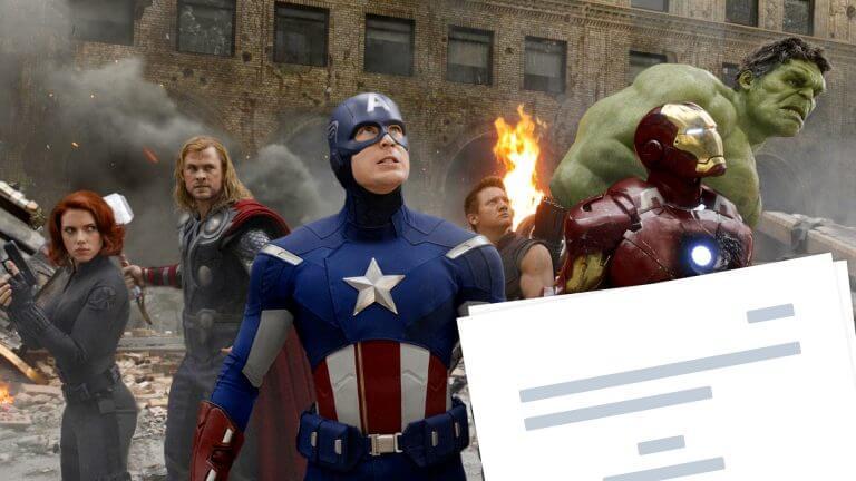 The Avengers Script Teardown - Featured - StudioBinder