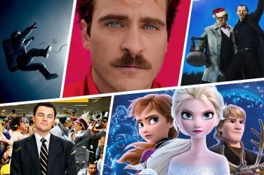Best Movies of 2013 - Featured