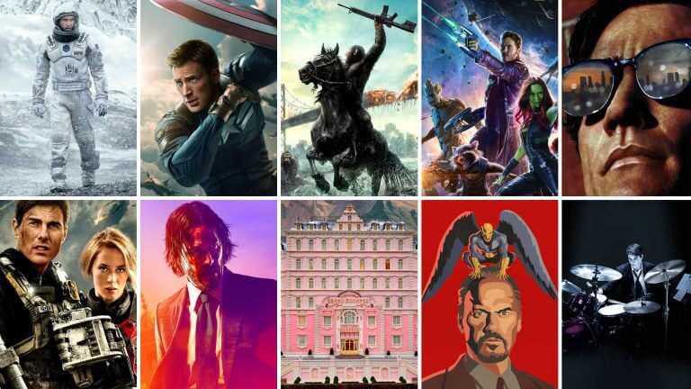 Best Movies of 2014 - Featured
