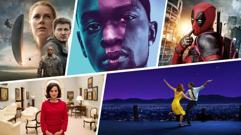 Best Movies of 2016 - Featured