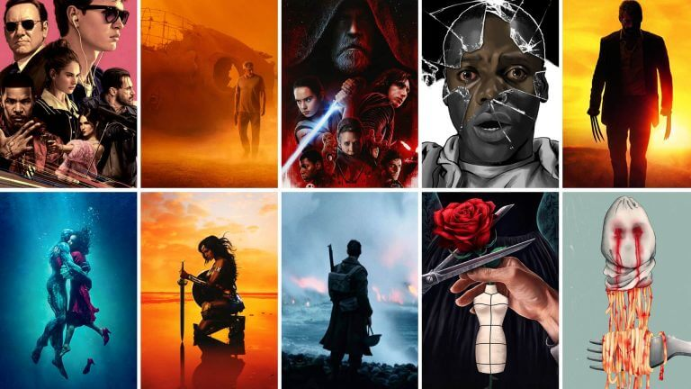 Best Movies of 2017 - Featured