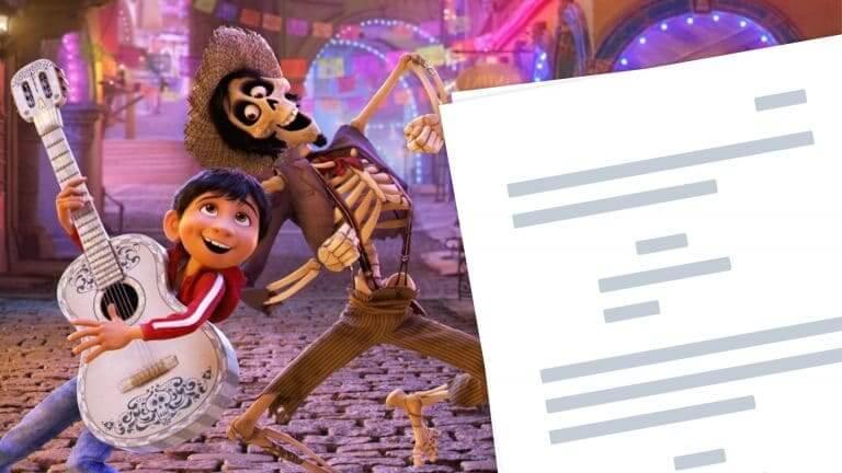 Coco Script PDF Download - Featured