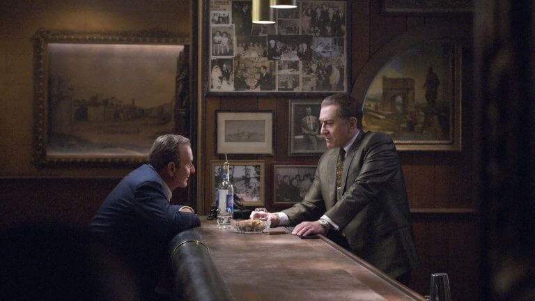 Is the Irishman Based on a True Story - Featured