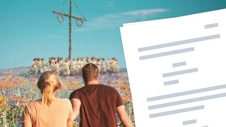 Midsommar Script PDF Download - Featured