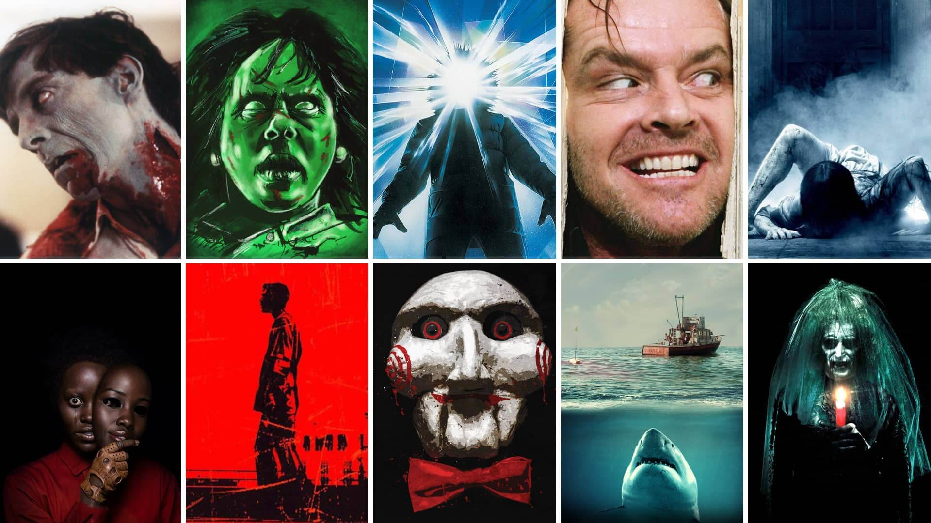 100 Best Horror Films of All Time - Featured