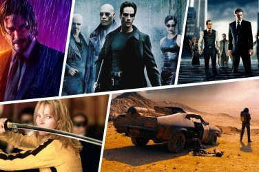 Best Action Movies of All Time - Featured