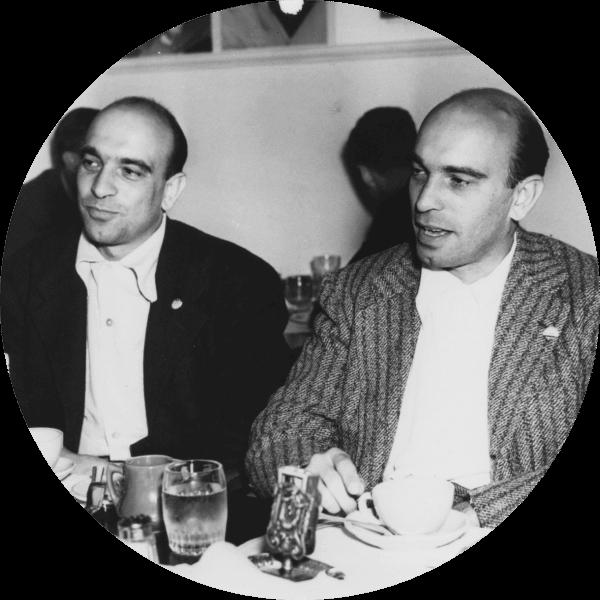 Casablanca Script Teardown - Julius J. and Philip Einstein Headshot