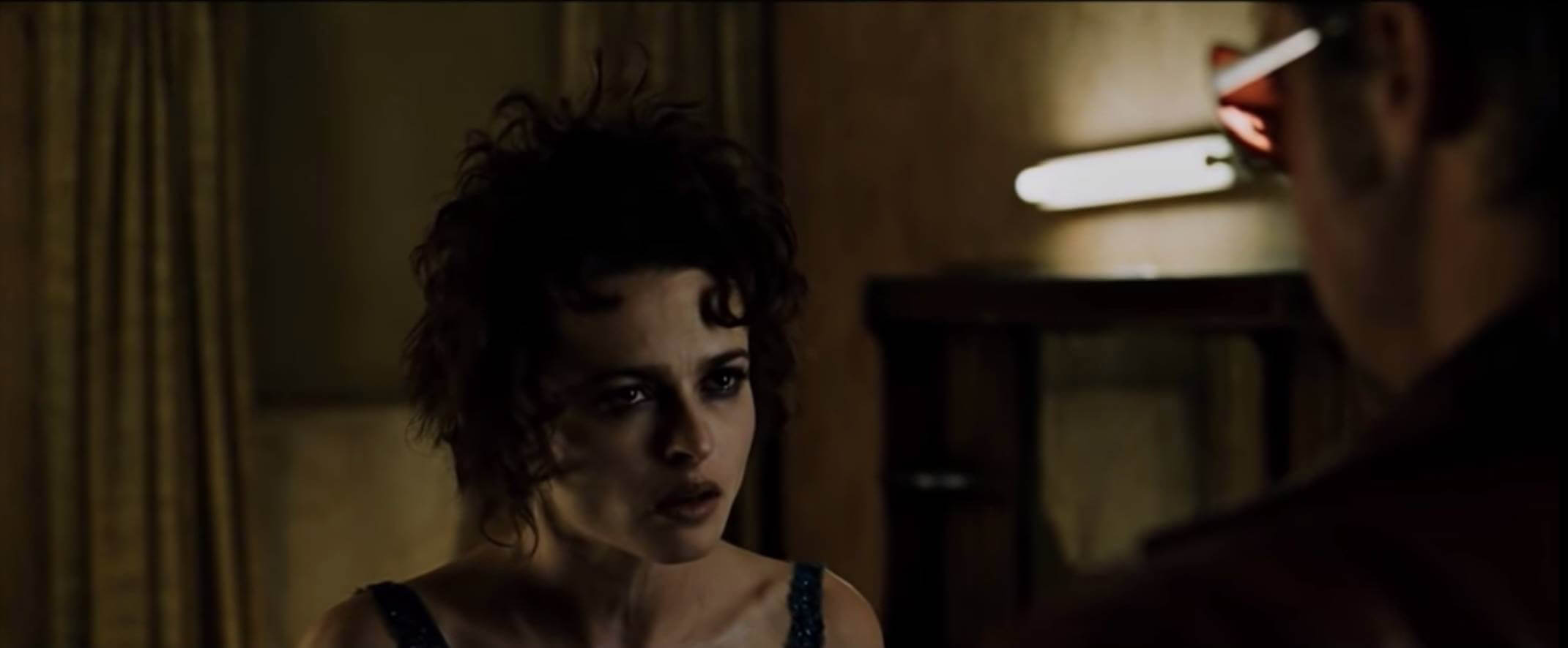 Rembrandt Lighting Setup and Examples for Photography and Film - Rembrandt Triangle - Fight Club