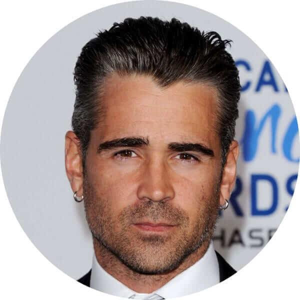 The Batman 2021 - Colin Farrell Headshot
