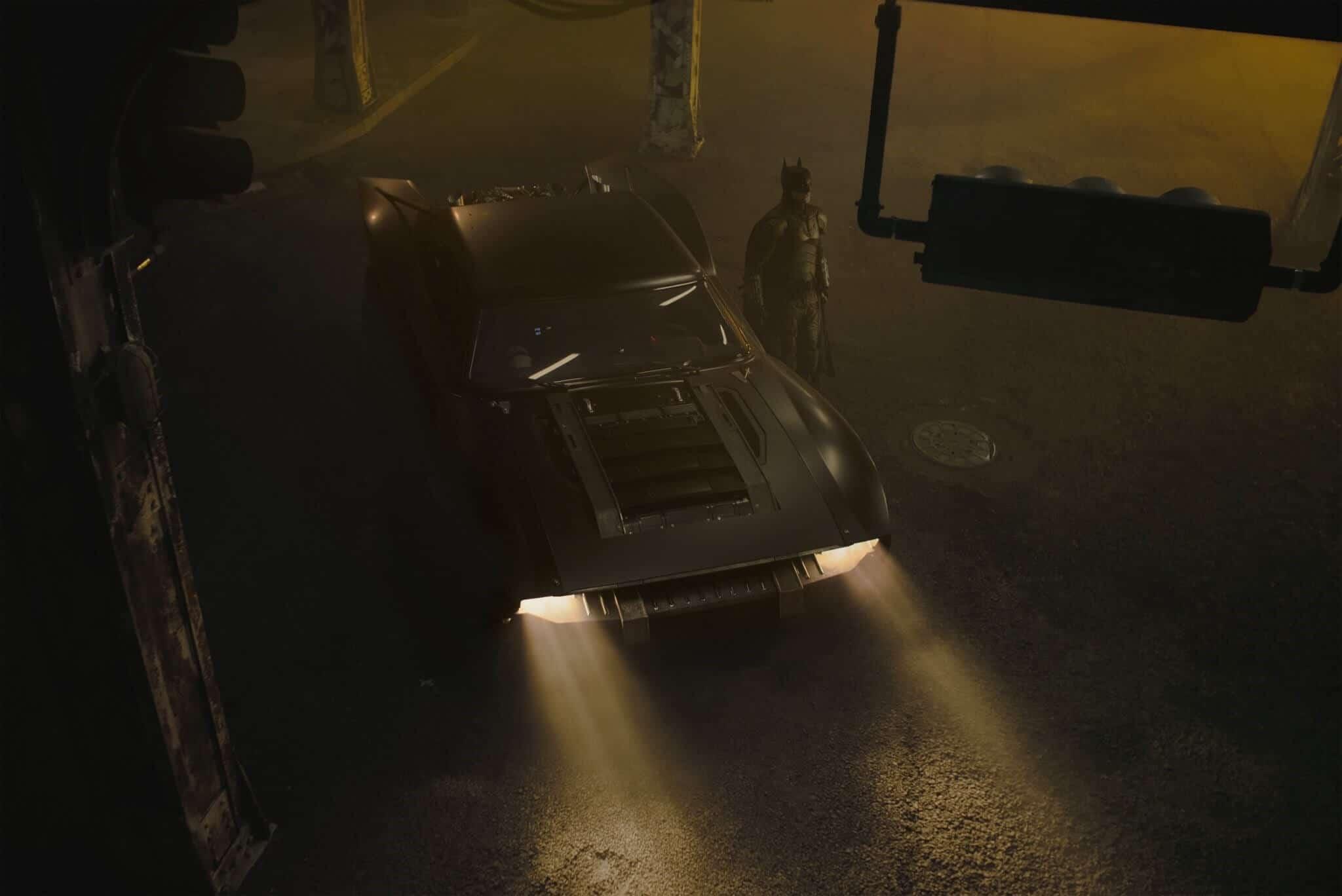 The Batman Cast, Set Photos, Release Date and What We Know So Far - The Batman 2021 - Batmobile