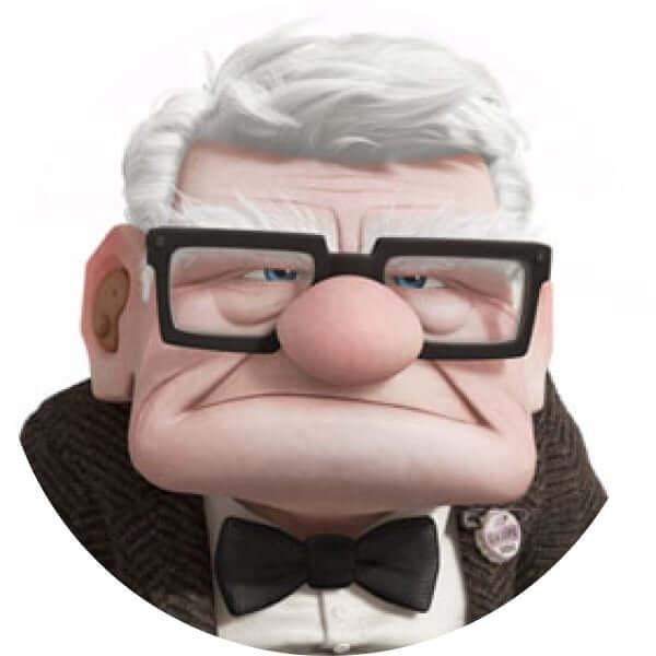 Up Script Analysis - Carl Fredricksen - StudioBinder