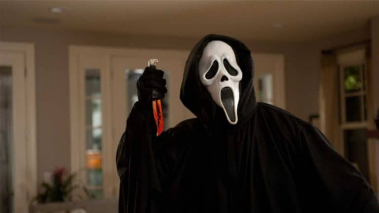 What is Horror - Scream (1996)