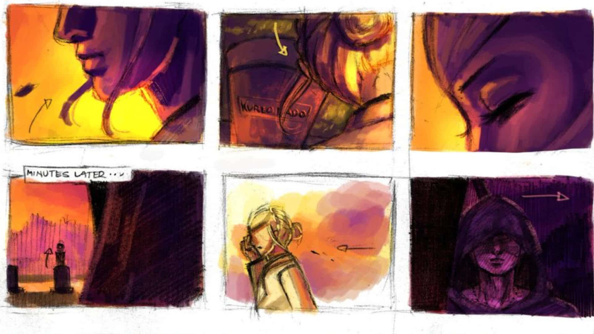 46 Storyboard Examples from popular films (with FREE Storyboard Templates) - Featured