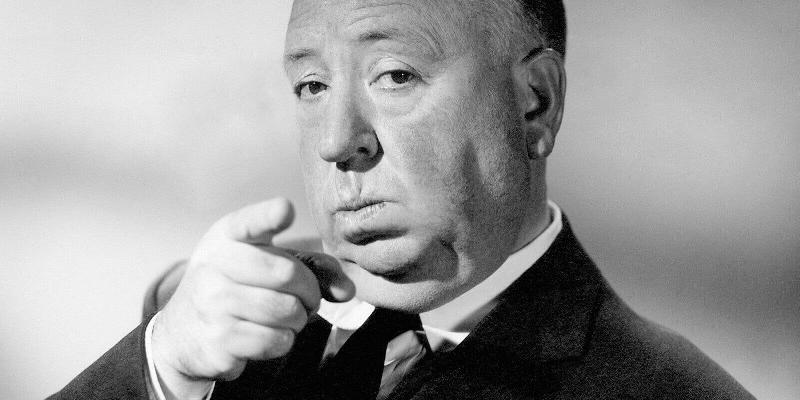 Best Movie Directors - Alfred Hitchcock