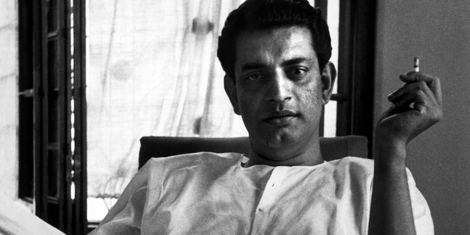 Best Movie Directors - Satyajit Ray