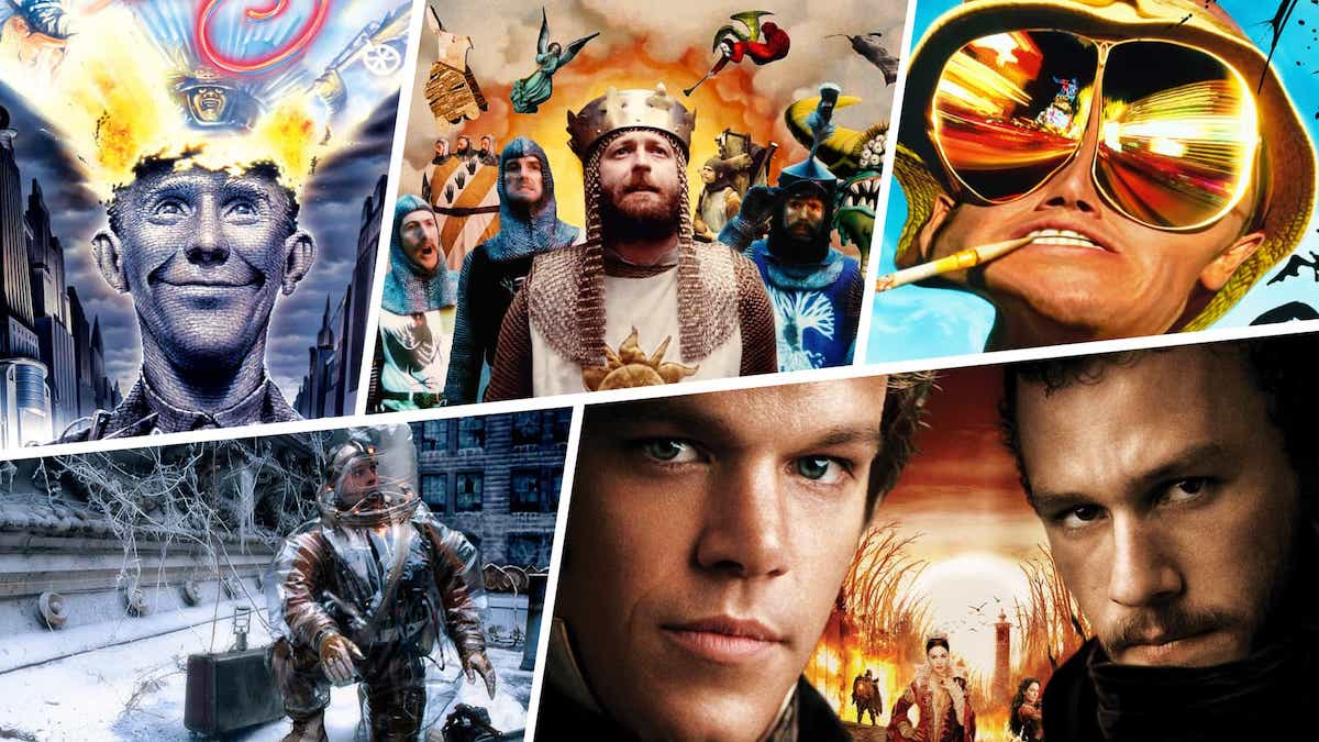 Best Terry Gilliam Movies, Ranked for Filmmakers - StudioBinder