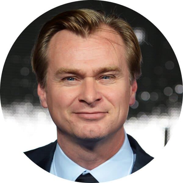The Dark Knight Rises Script Breakdown - Christopher Nolan Headshot