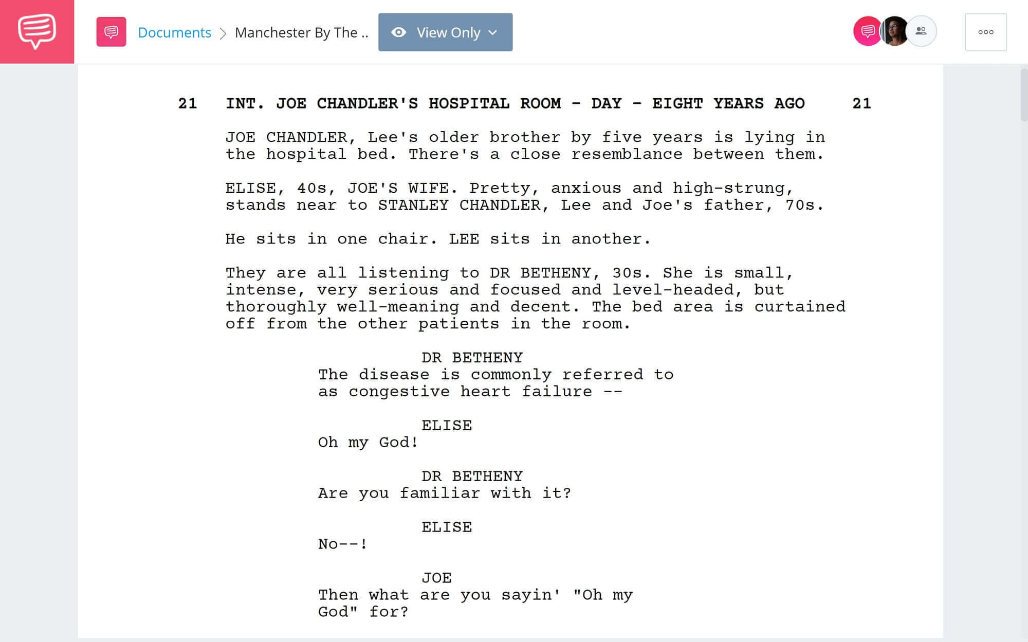 What is Flashback - Manchester by the Sea Flashback Scenes - StudioBinder Scriptwriting Software