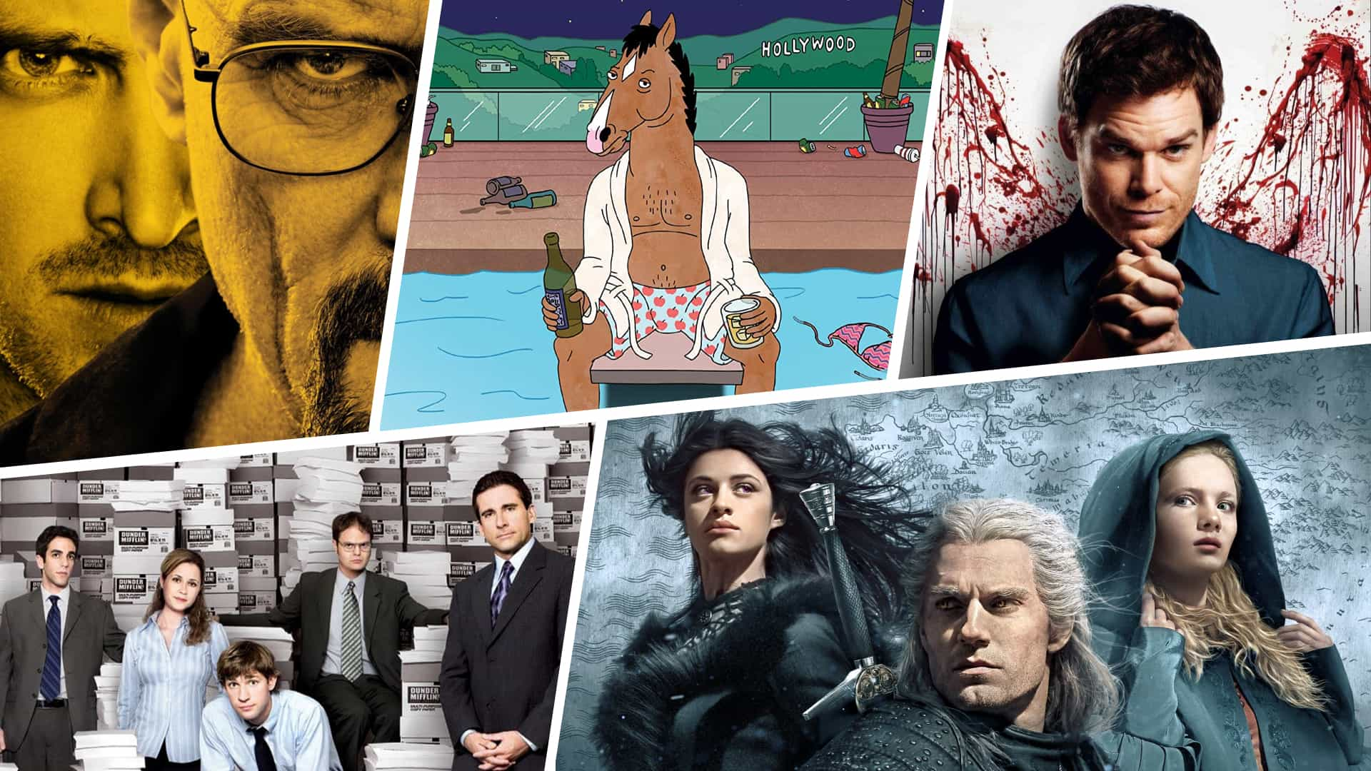 Best Shows on Netflix (Aug 2020) - Featured