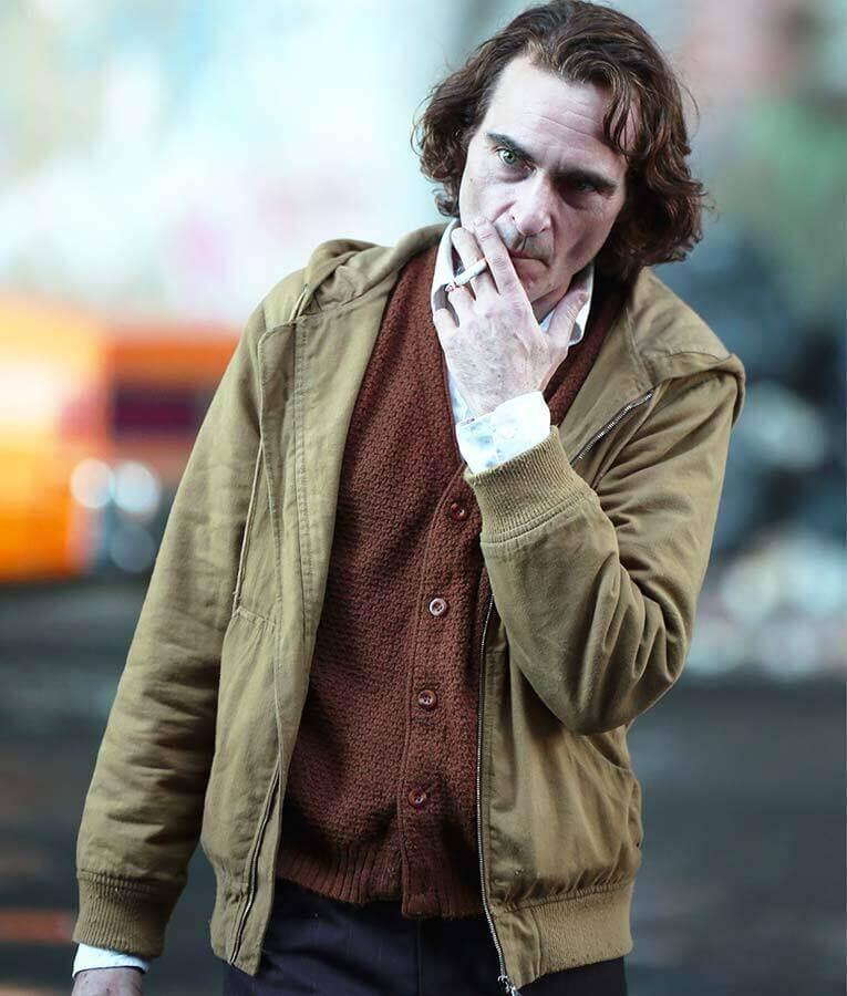 Joker Costume Design - Arthur Normal Wardrobe