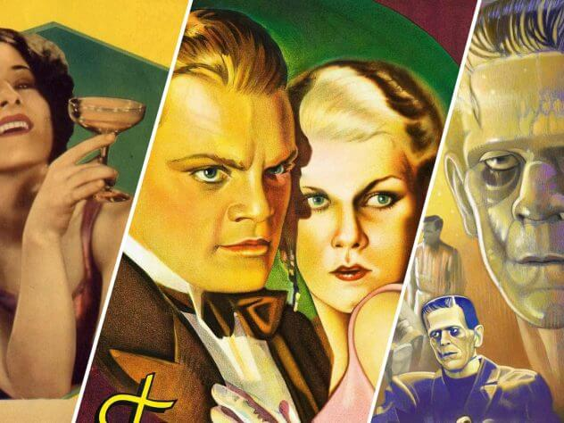Pre-Code Hollywood and the Most Risque Pre-Code Movies-Featured