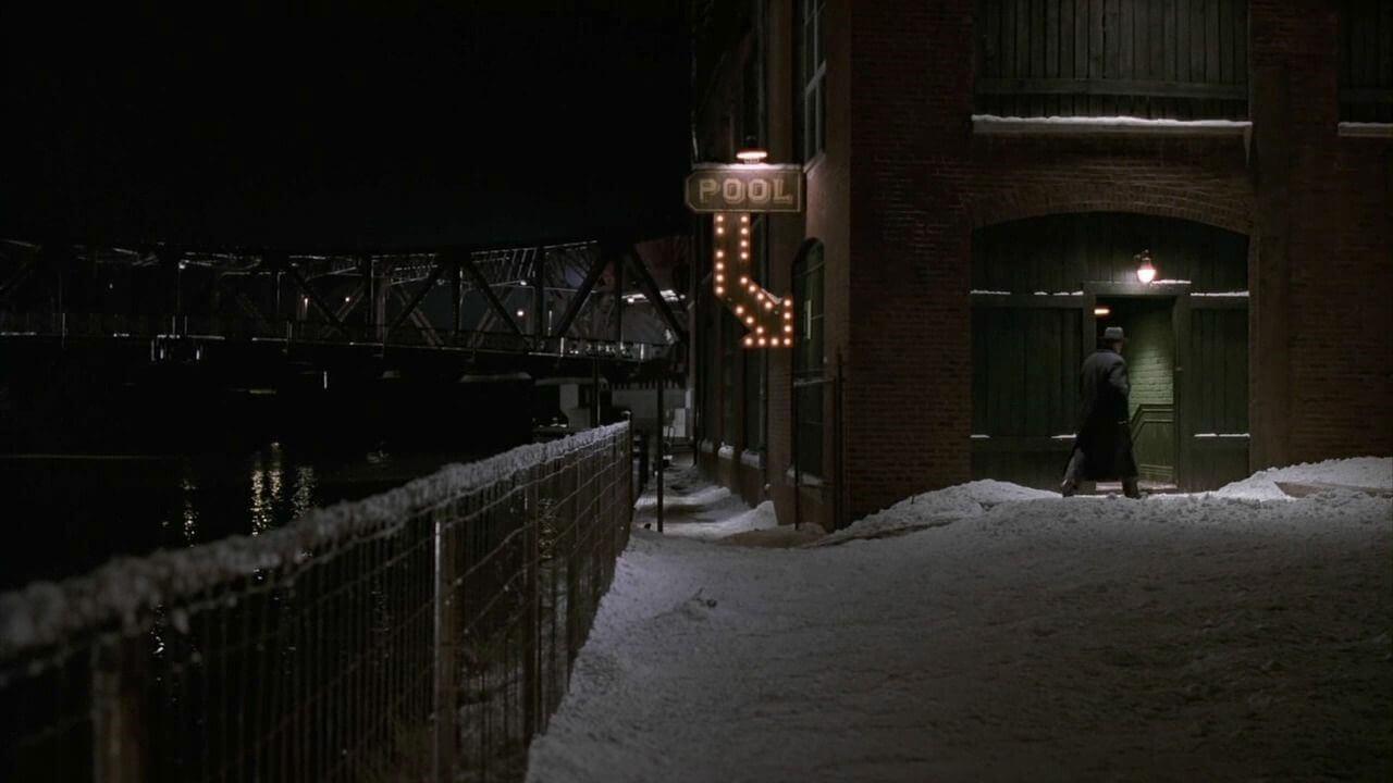Tom Hanks Road To Perdition Wide Shot