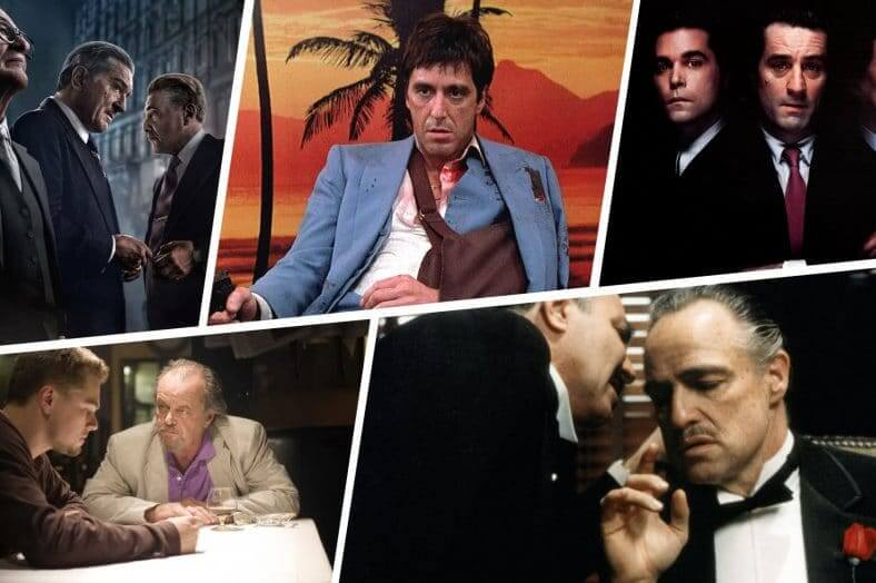 Top 30 Best Gangster Movies of All Time - Featured