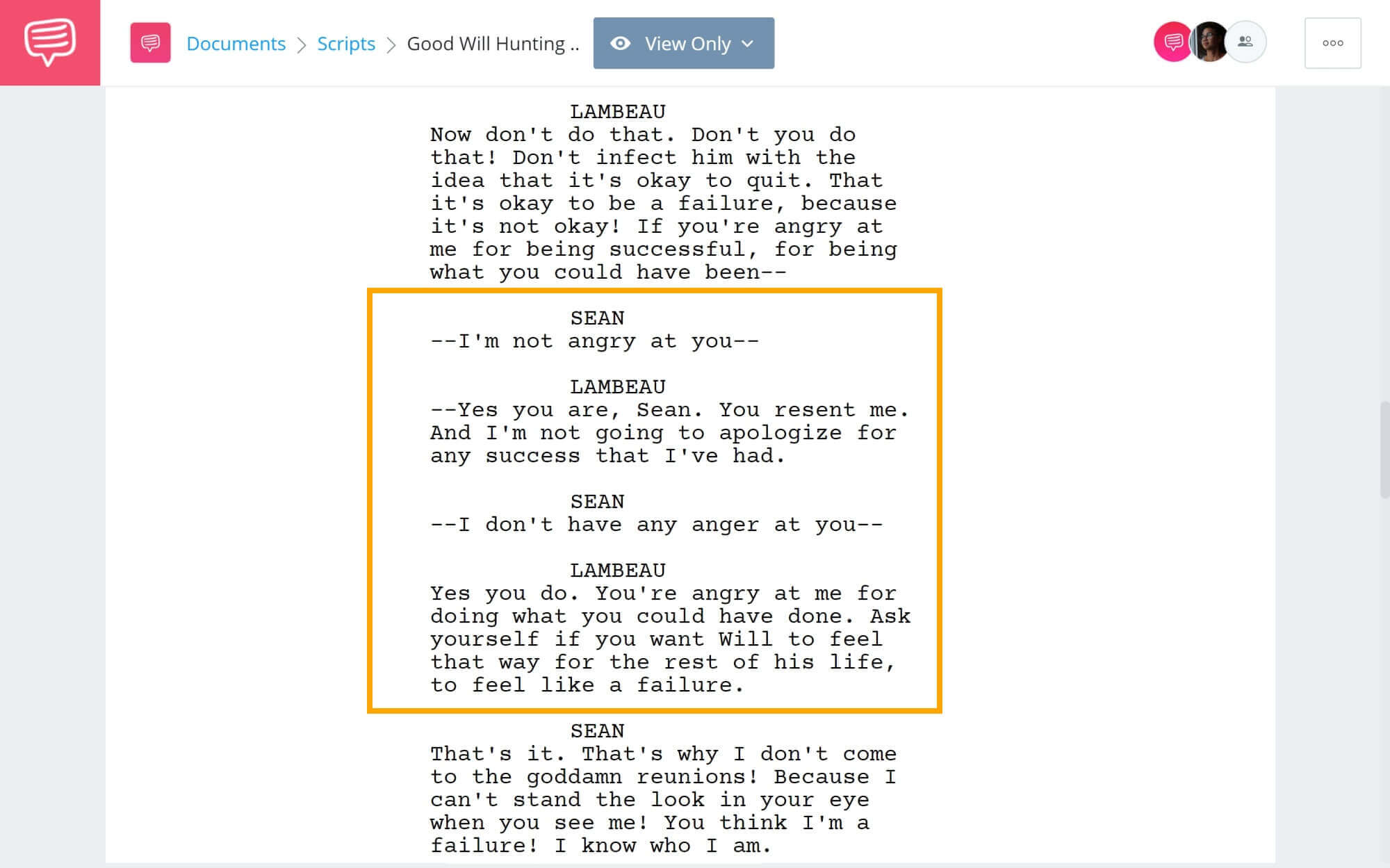 What is Subplot - Good Will Hunting Example - StudioBinder Screenwriting Software (1)