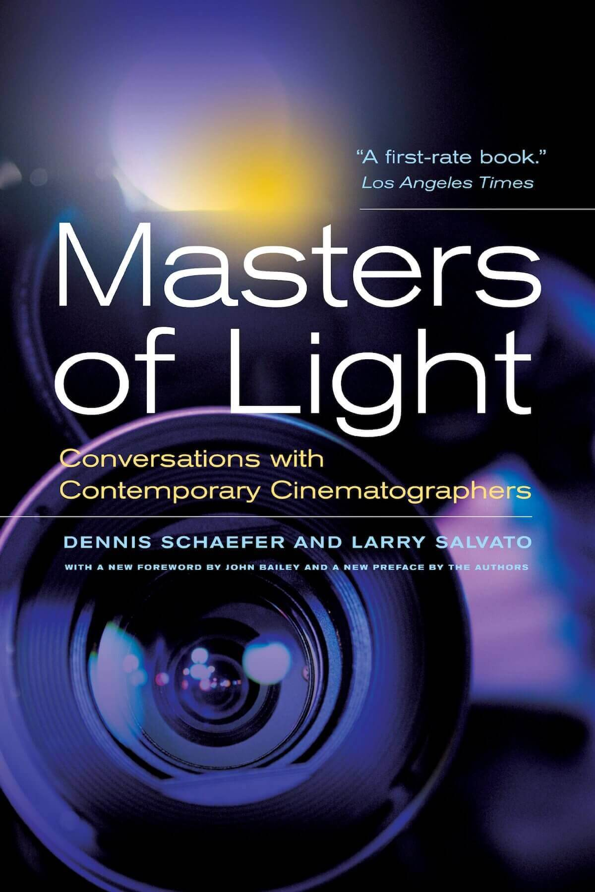 Best Cinematography Books - Dennis Schaefer Larry Salvato - Masters of Light
