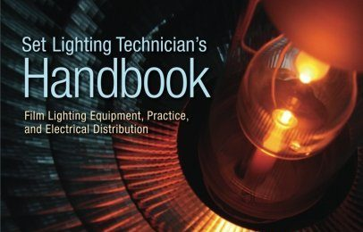 Best Cinematography Books - Harry C Box - Set Lighting Technician's Handbook