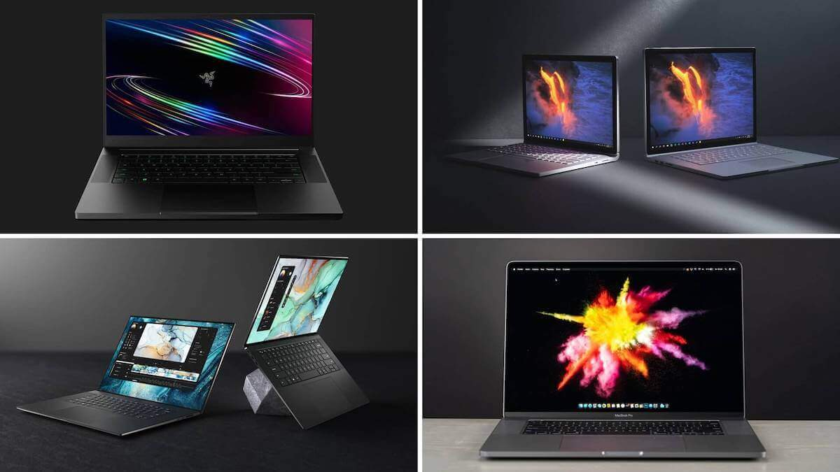 Best Laptops for Video Editing A Buying Guide - StudioBinder
