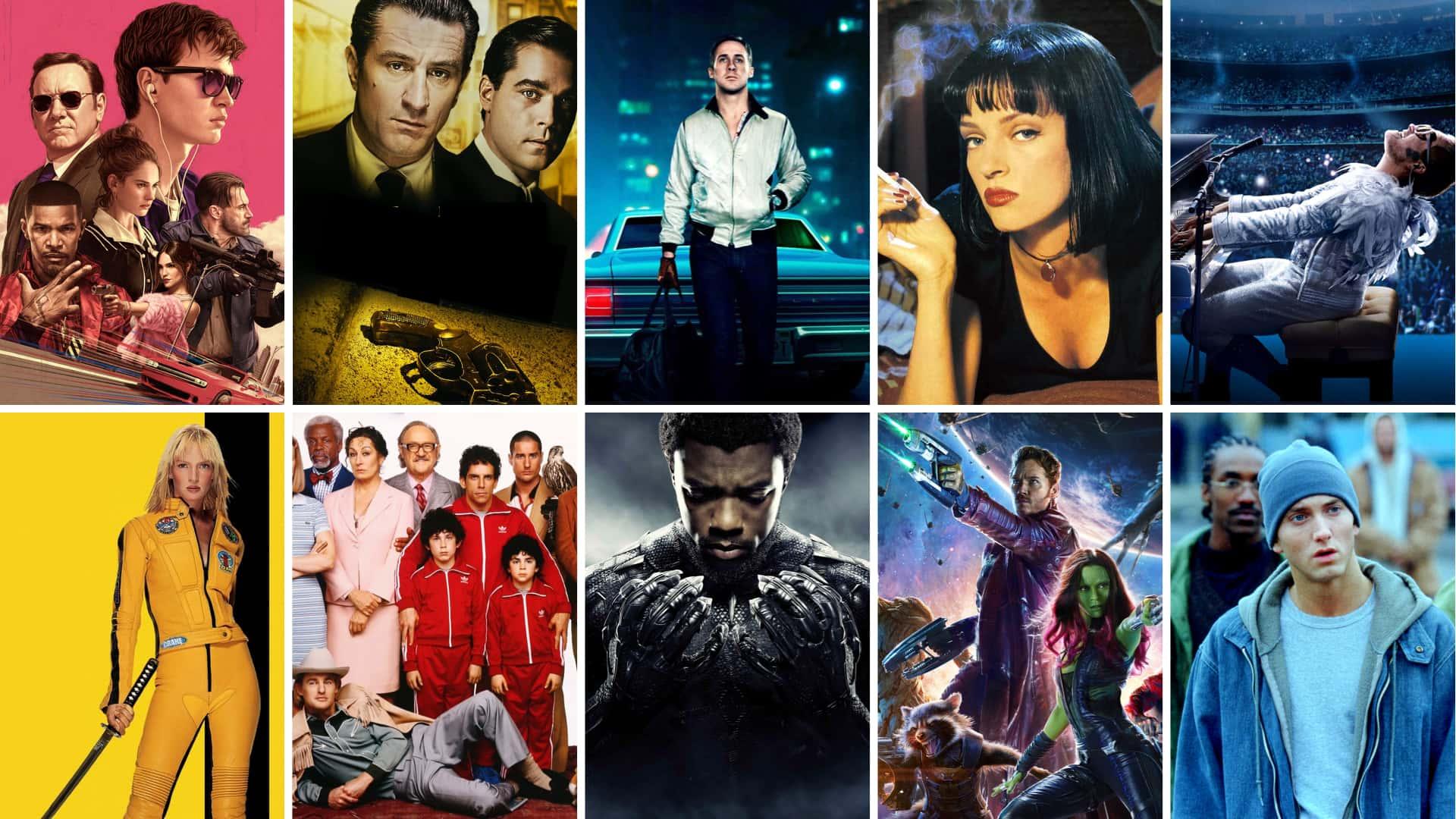 Best Movie Soundtracks of All Time, Ranked for Filmmakers - Featured