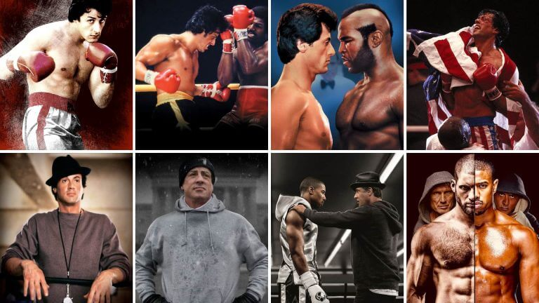 Best Rocky Movies Ranked Worst to Best - Featured