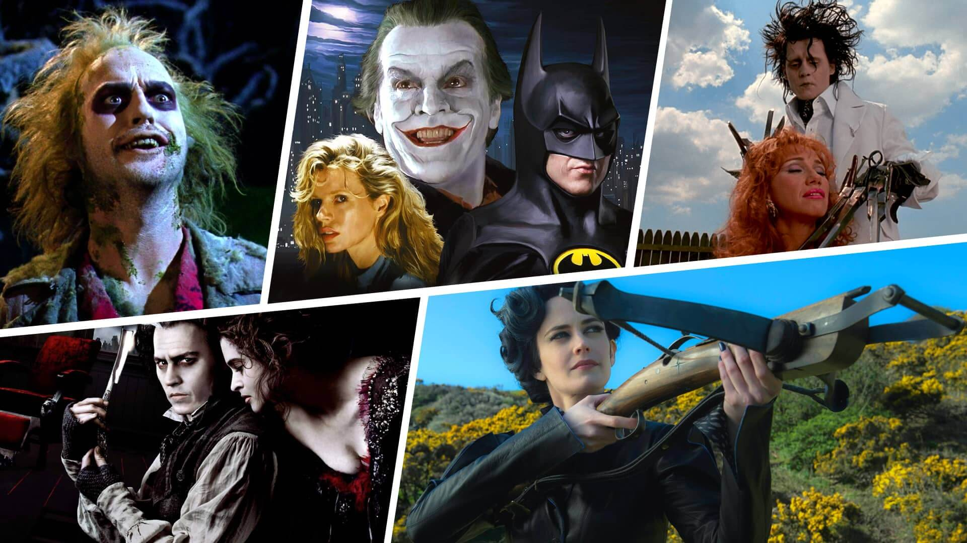 Química simpatía Disfraces  19 Best Tim Burton Movies — His Entire Filmography Ranked