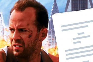 Die Hard Script PDF Download Quotes, Characters and Plot - Featured
