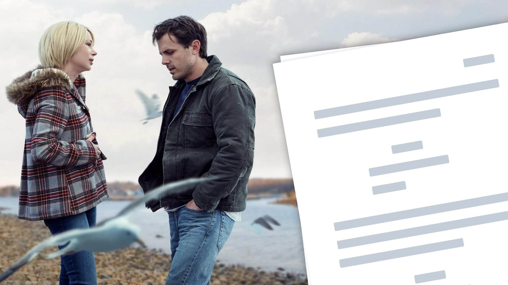 Manchester By The Sea Script PDF Download - Ending, Plot, and Dialogue - Featured