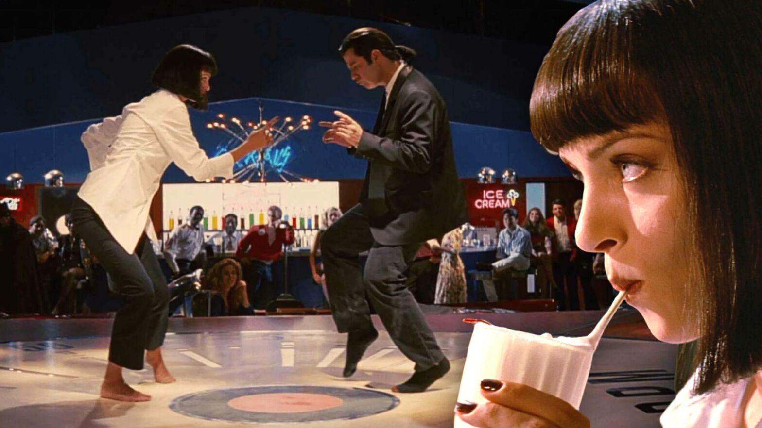 Pulp Fiction Dance Scene What Makes this Quentin Tarantino Scene So Great