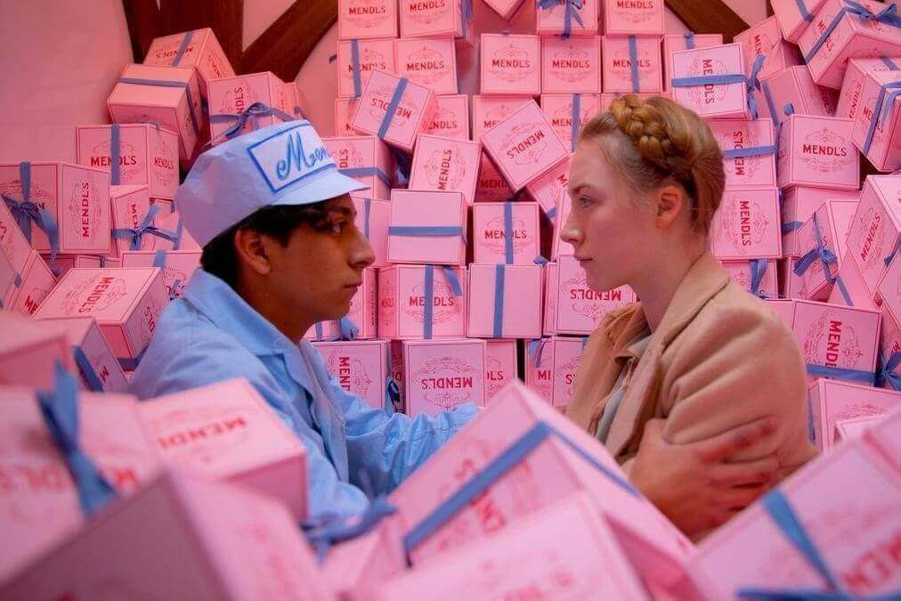 What is a Static Shot - Example from The Grand Budapest Hotel