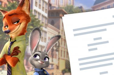 Zootopia Script Teardown - Featured