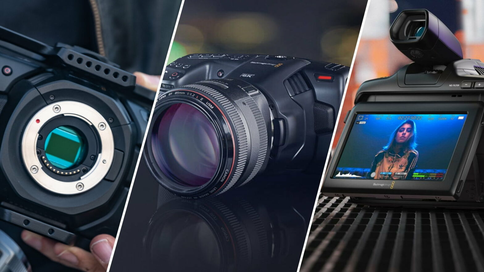 Blackmagic Pocket Cinema Camera k k — Pros Cons Featured