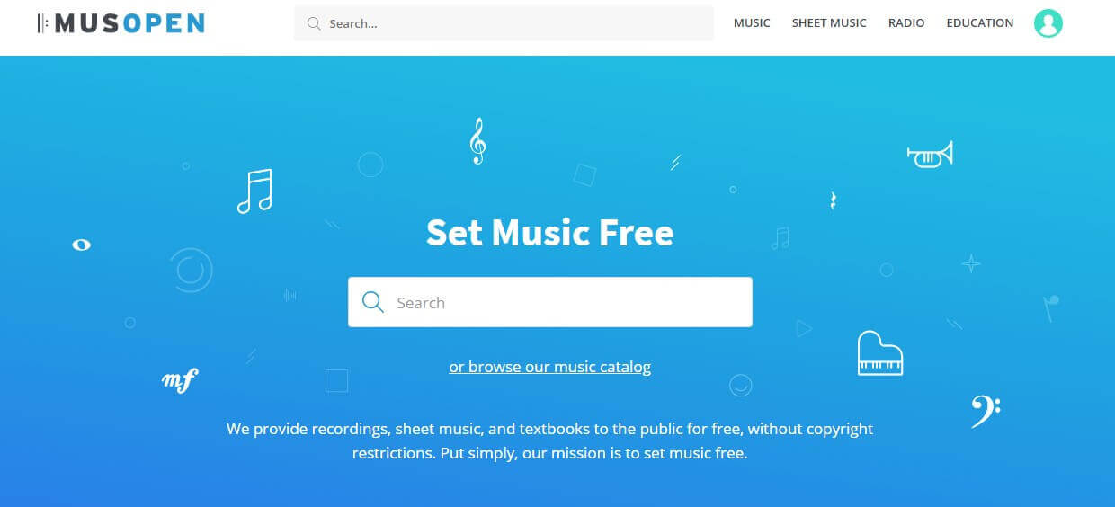How Copiright Free Music Works - Musopen Good Uncopyrighted Music