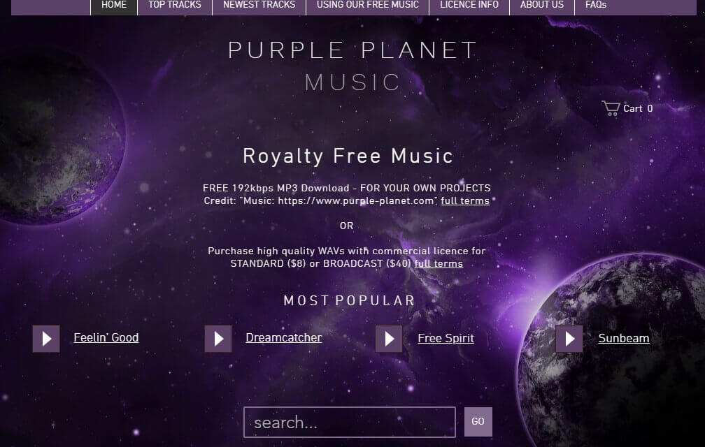 How Copiright Free Music Works - Planet Purple Where to Find Non Copyrighted Music