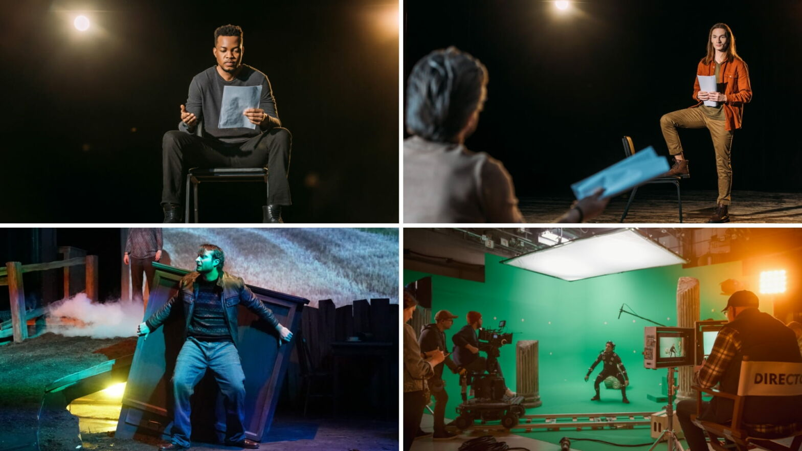 How to Become an Actor — Steps Towards Superstardom Featured